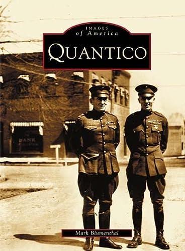 9780738515021: Quantico (VA) (Images of America)