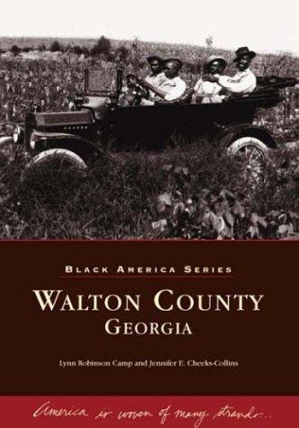 9780738515281: Walton County Georgia (GA) (Black America)