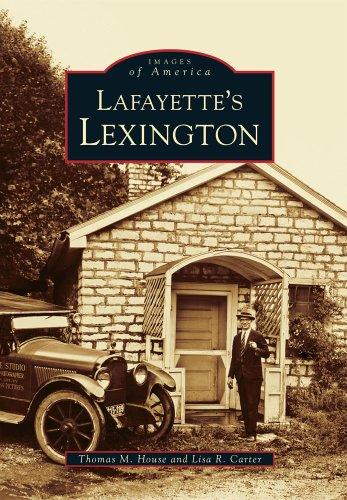 9780738515526: Lexington, Lafayette's (KY) (Images of America)