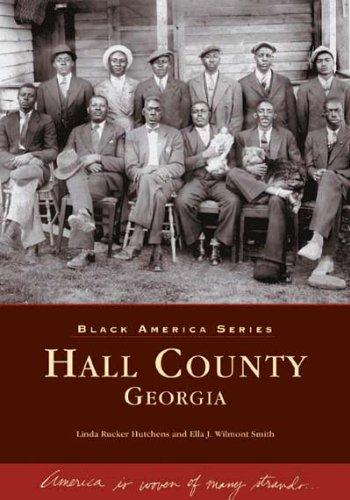 Hall County Georgia (GA) (Black America): Linda Rucker Hutchens