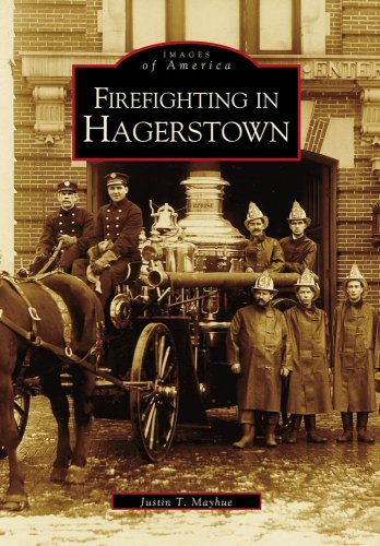 9780738516585: Firefighting in Hagerstown (MD) (Images of America)