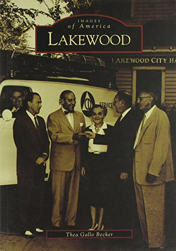 9780738523330: Lakewood (OH) (Images of America )