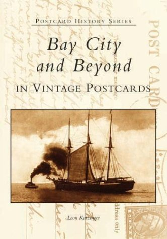 9780738523484: Bay City and Beyond In Vintage Postcards (MI) (Postcard History Series)