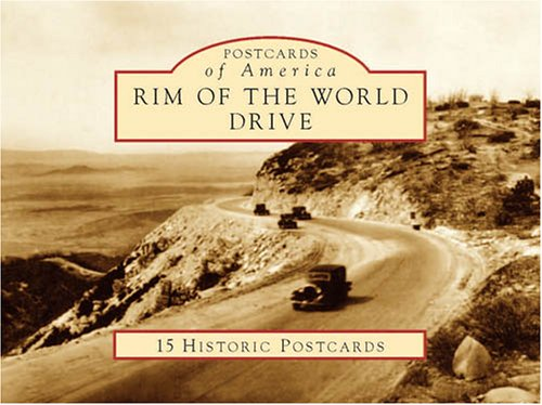 9780738525167: Rim of the World Drive (CA) (Postcards of America)