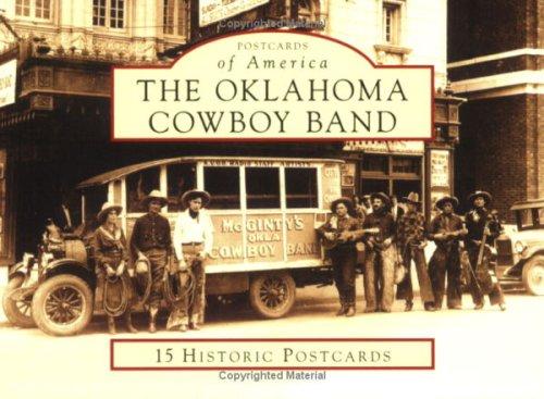The Oklahoma Cowboy Band (OK) (Postcards of America): Carla Chlouber