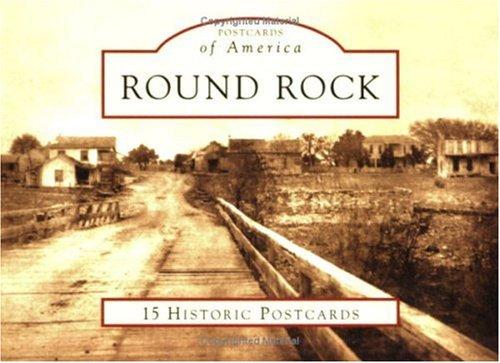 9780738525488: Round Rock (TX) (Postcards of America)