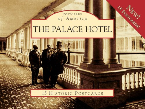 9780738525686: The Palace Hotel (CA) (Postcards of America)