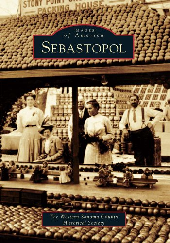 9780738528526: Sebastopol (CA) (Images of America)