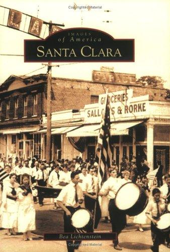 9780738528816: Santa Clara (CA) (Images of America)