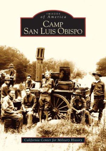 9780738529158: Camp San Luis Obispo (Images of America: California)