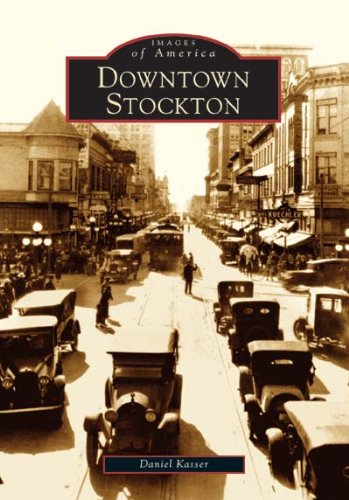 9780738529424: Downtown Stockton (CA) (Images of America)