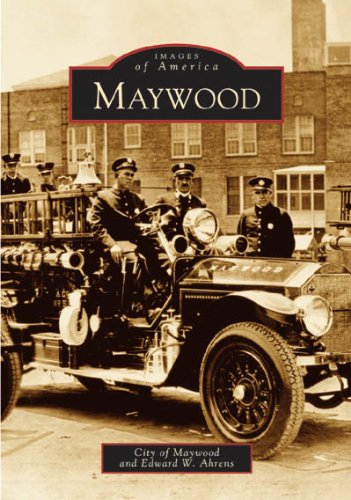 9780738530000: Maywood (CA) (Images of America)