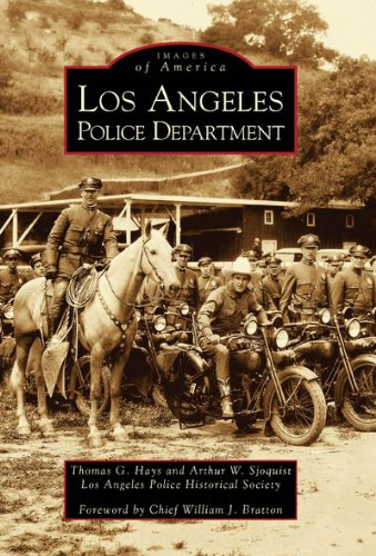 9780738530253: Los Angeles Police Department (Images of America: California)