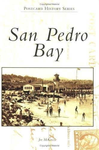 9780738530437: San Pedro Bay (CA) (Postcard History Series)