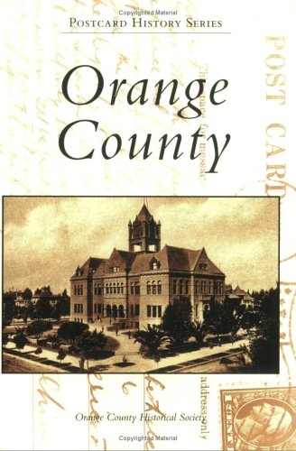 9780738530543: Orange County (CA) (Postcard History Series)