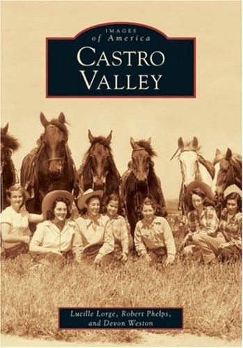 9780738530673: Castro Valley (CA) (Images of America)