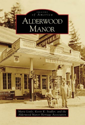 9780738531014: Alderwood Manor (WA) (Images of America)