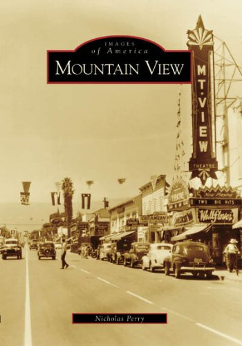9780738531366: Mountain View (Images of America: California)
