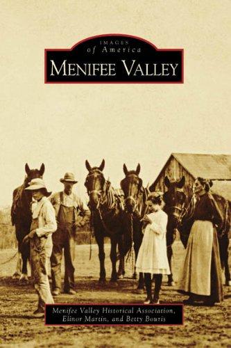 Menifee Valley (CA) (Images of America): Menifee Valley Historical
