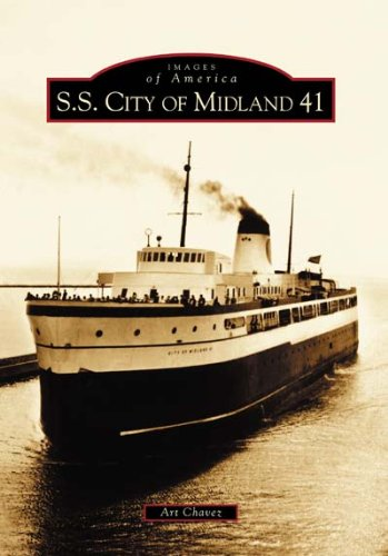9780738532530: S.S. City of Midland 41 (Images of America)