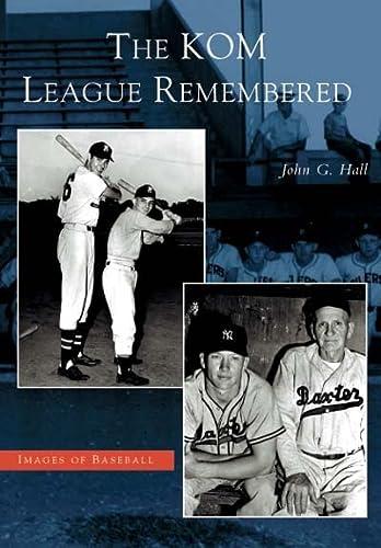 The Kom League Remembered: John G. Hall