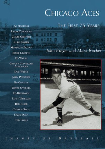 9780738534114: Chicago Aces:: The First 75 Years (Images of Baseball)