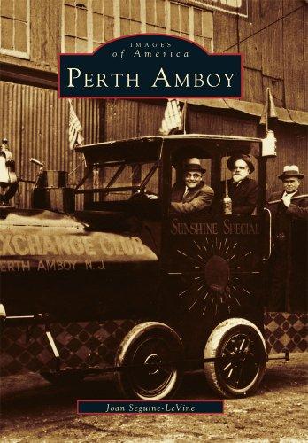 9780738534657: Perth Amboy (NJ) (Images of America)