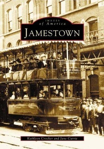 9780738535159: Jamestown (NY) (Images of America)