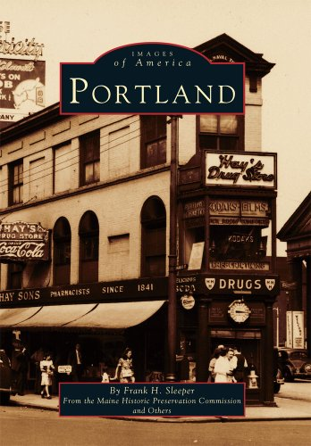 9780738535425: Portland (ME) (Images of America)