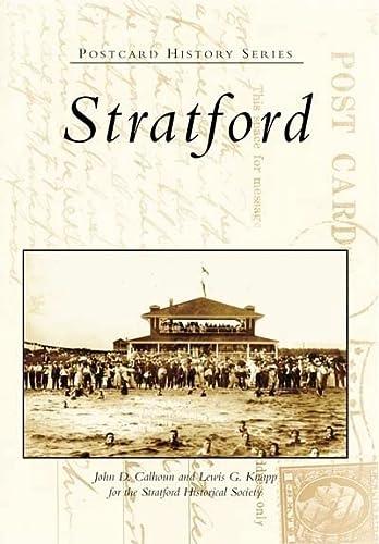 9780738535791: Stratford (CT) (Postcard History Series)