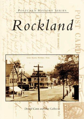 9780738537559: Rockland (MA) (Postcard History Series)