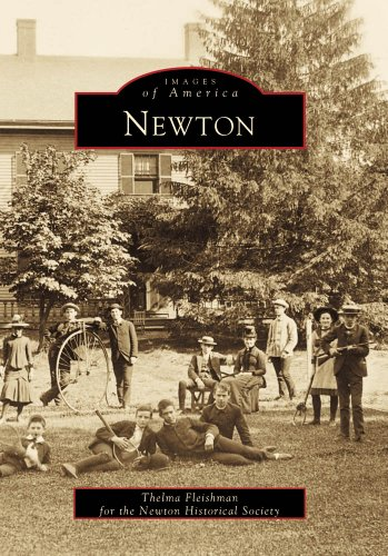 9780738537740: Newton (MA) (Images of America)