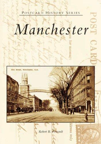 9780738537832: Manchester (NH) (Postcard History)