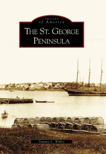9780738538235: St. George Peninsula, The (ME) (Images of America)