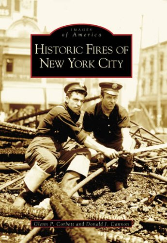 9780738538570: Historic Fires of New York City (Images of America)