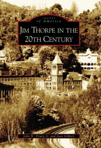 9780738538600: Jim Thorpe in the 20th Century (PA) (Images of America)