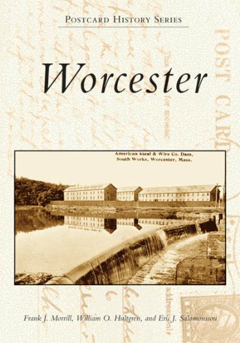 9780738538648: Worcester (MA) (Postcard History Series)