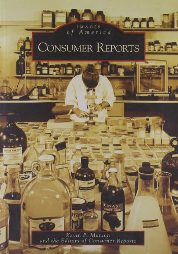 Consumer Reports (Images of America: New York): Kevin P. Manion,