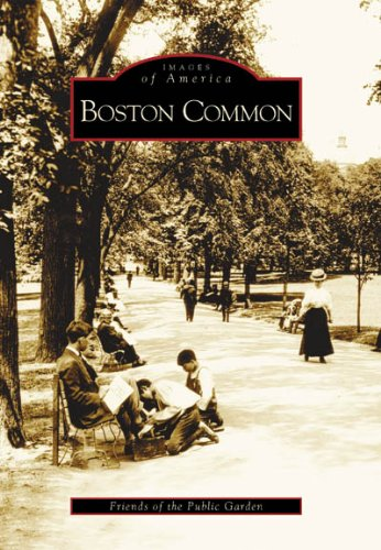 9780738538914: Boston Common (MA) (Images of America)