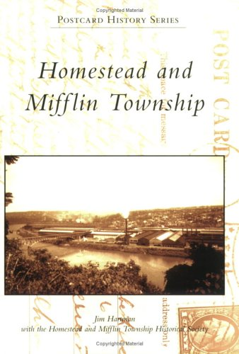 9780738539355: Homestead and Mifflin Township (PA) (Postcard History Series)