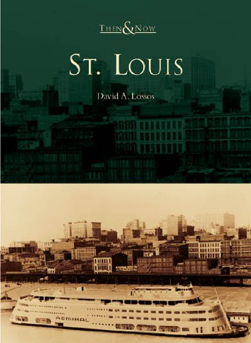 9780738539553: St. Louis (MO) (Then & Now)