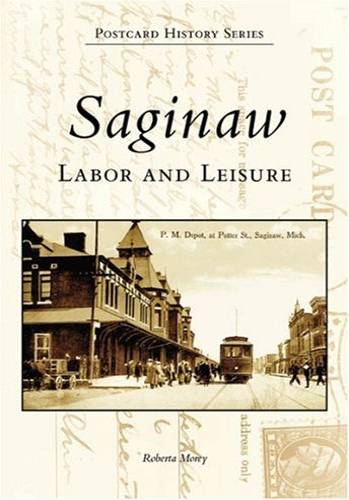 9780738540436: Saginaw: Labor and Leisure (MI) (Postcard History Series)
