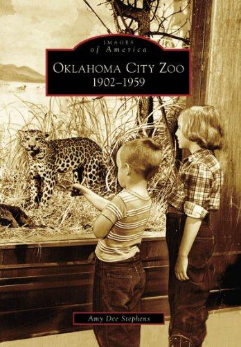 9780738540498: Oklahoma City Zoo 1902-1959 (OK) (Images of America)