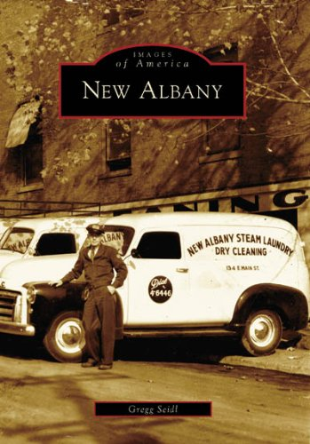 9780738540634: New Albany (IN) (Images of America)