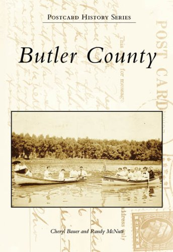 9780738541006: Butler County (OH) (Postcard History Series)
