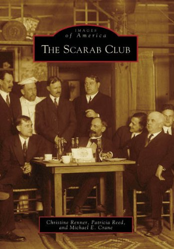 9780738541099: The Scarab Club (MI) (Images of America)