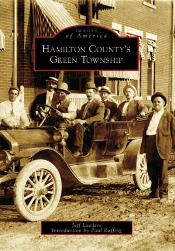 9780738541174: Hamilton County's Green Township (OH) (Images of America)