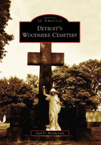 9780738541204: Detroit's Woodmere Cemetery (Images of America)