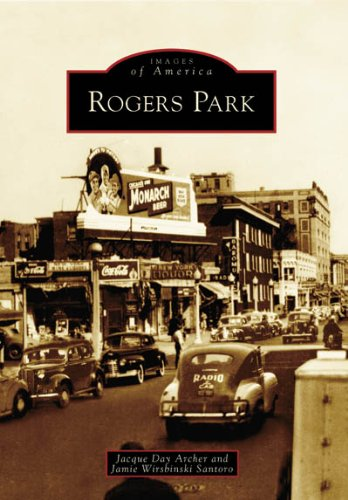 9780738541396: Rogers Park (IL) (Images of America)