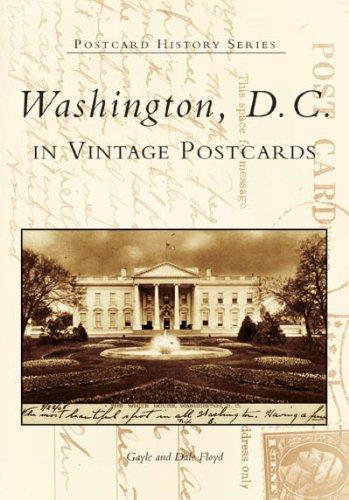 9780738541570: Washington, D.C. in Vintage Postcards (DC) (Postcard History)